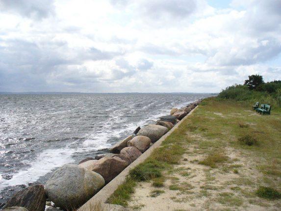 Linia brzegowa Półwyspu Helskiego - panoramio geo573